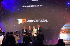 budapest airport awards tap portugal for best marketing in 2019